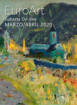 EUROART. Subasta On-line Marzo-Abril 2020